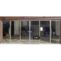 Buy cheap Below 60db Induction Auto Sliding Door Automatic Sliding Glass Doors With Sensor from Wholesalers