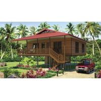 Buy cheap Light Steel Frame Home Beach Bungalows  from wholesalers