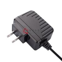 China UL FCC Approval 12 Watts Wall Switching Power Supply 12 Volt DC Wall Adapter on sale