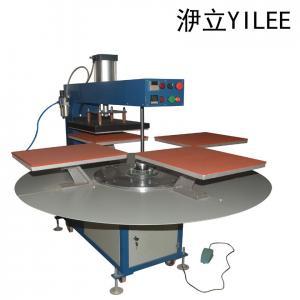 China large format hydraulic double station mug heat pressprinting machine heat press machine for t-shirts in on sale