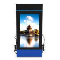 Quality All Weatherproof Digital Signage Charging Station Multi Language Support for sale