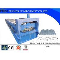 Quality Portable Manual Floor Deck Roll Forming Machines for Interior Wall Board for sale