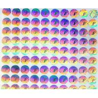 Quality Factory wholesale low cost high quality 3d custom logo hologram sticker printing for sale