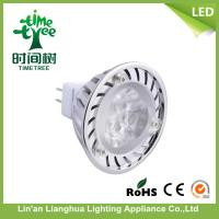 China 4W MR16 Mini LED Spotlight Bulb , 12V LED Ceiling Spot Light with ISO 9001 on sale
