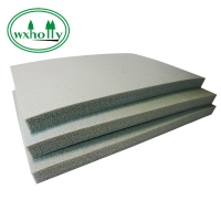 China 25Kg 16Mm waterproof Rubber NBR Sound Insulation Board For Railway And Building Materials on sale