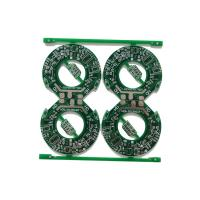 China FR4 HTG Material Multilayer PCB Board 4 Layer Blind Via Holes Pcb 2 Years Guarantee on sale