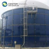 Quality Glass - Fused - To - Steel Fire Protection Water Storage Tanks With Customized Color for sale