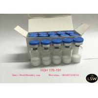 Quality Fat Loss Injectable 99% Peptides HGH Fragment 176-191 2mg/ Vial Peptides Powder Weight Loss for sale