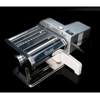 Quality Stainless steel Pasta Machine Italian hand-operating or electrical operating for sale