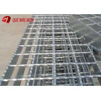 China Metal Building Materials Steel Floor Grating Hot Dipped Galvanized For Walkway on sale