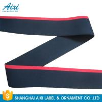 Buy cheap Printed Logo Jacquard Elastic Waistband Men's Underwear Woven Elastic Tape from wholesalers