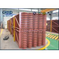 Quality Exhaust Heat Recovery System Low Temperature Boiler Economizer For CFB / HRSG Boiler for sale
