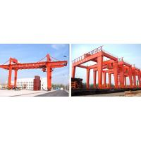 Double Girder Gantry Crane 35ton Electric Runway Traveling Overhead Gantry Crane