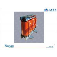 Quality Resin Casting Dry Type Electrical Transformers 6 - 35 Kv Natural Air Cooling for sale