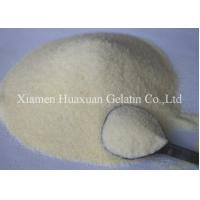 Quality Sweet Coating Unflavoured Gelatin Powder 120 - 150 Bloom By Film Forming for sale
