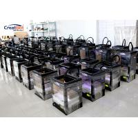 Quality Glass Ceramic Creatbot DX Series 3D Printer With Filament Checking Touch Screen for sale