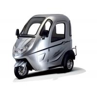 Quality Range 30km 60V 800W 3 Wheel Electric Tricycle for sale