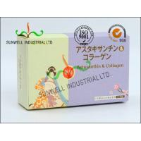 Quality Custom Made Cardboard Pharmaceutical Packaging Design Boxes Label Printing for sale