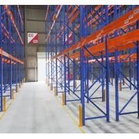 Quality Huichen Warehouse storage selective pallet racks heavy duty adjustable steel store racking for sale