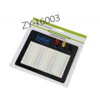 Quality Round Hole Circuit Board Breadboard With 1100 Tie - Point / Black Plate for sale