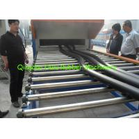 Buy cheap Flexible Elastomeric Thermal Rubber Foam Machine Insulation Pipe Extrusion Line from Wholesalers