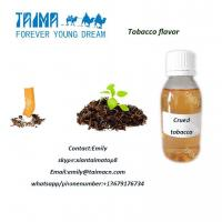 Quality High concentrate tobacco flavor for e liquid, liquid flavor add in PG/VG base for sale