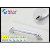 Quality 320mm Chrome Kitchen Cabinet Door Handles And Pulls Furniture Hardware Zinc Alloy for sale