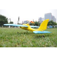Quality Cheap EPO Brushless RTF 2.4Ghz 4 Channel Electric RC Aircraft Dolphin Glider ES9902A for sale