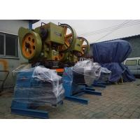 Quality Stainless Steel 304 Razor Barbed Wire Machine Alternating Current Setting for sale