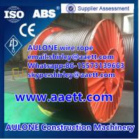 Quality 35WXK7 non-rotation and compacted crane wire ropes for sale
