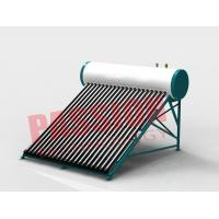 Quality Professional Integrated Heat Pipe Solar Water Heater Portable 240L Capacity for sale
