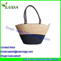 Quality online straw beach bag wheat straw bags for sale