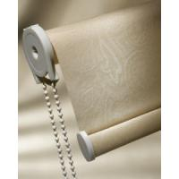 China Manual Blackout Fabric Roller Blind , Contemporary Roller Blinds on sale