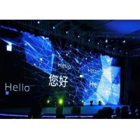 Buy cheap Super performance P4.81 outdoor rental led display HD video tv led display from wholesalers