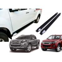 Quality ISUZU Pick Up D-MAX 2012 2016 Auto Accessories OE Style Side Step Bars for sale