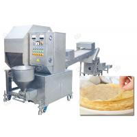 Quality Commercial Injera Making Machine Automatic Crepe Machine 1000 Picecs / H for sale
