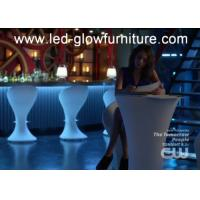 Quality IP65 Waterproof LED cocktail bar chair and table / stool for Oliver Queen verdant club for sale