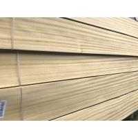 China 0.5mm Quarter Cut Good Quality of Golden Teak Veneer for Furniture Usage on sale