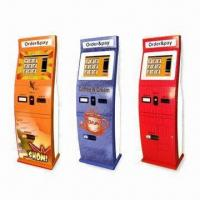 China Kiosk with Photos, Ring Tones Download and Dust Resistance on sale