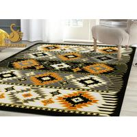 Customized Indoor Area Rugs / Front Door Floor Mats For Bedroom