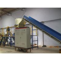 Quality Waste Plastic Washing Recycling Machine Stainless Steel Rotor Shaft for sale