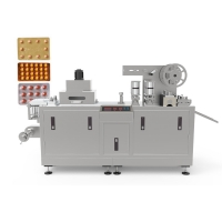 China 110mm 5.5Kw Tablet Blister Packing Machine 2100sheets/Hour on sale