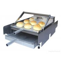 China Easy Operation Square Steamed Bread Making Machine 0086 15333820631 on sale