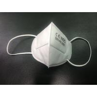 Quality Earloop Style Disposable N95 Face Mask Skin Friendly With No Pressure To Ears for sale