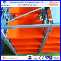 Quality Industry & Factory Warehouse Storage Metallic Drawer Racking / Mould Rack for sale