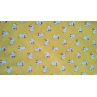 Quality wholesale 100% cotton 21*10S 40*42 flannel fabric for sale