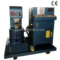 Quality 60Ton Hydraulic Steel Wire rope Sling press Machine for sale