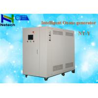 Quality PLC and Intelligent Complete Ozone Machine For Wastewater Treatment 150 - 220g/h for sale