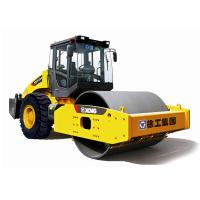 Quality XCMG XS143J Road Maintenance Machinery 14 Ton Mechanical Single Drum for sale