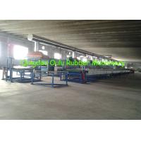 Buy cheap Nitrile Rubber Insulation Pipe Sheet Production Line With CE EAC Certificated from Wholesalers